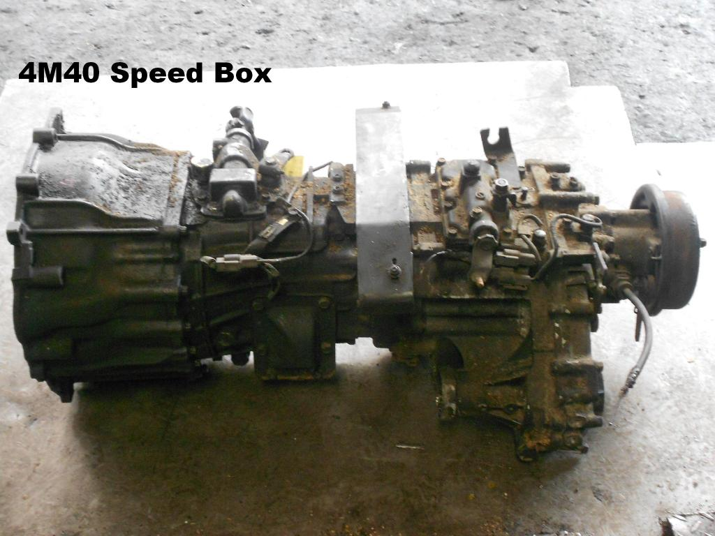 4M40 SPEED BOX