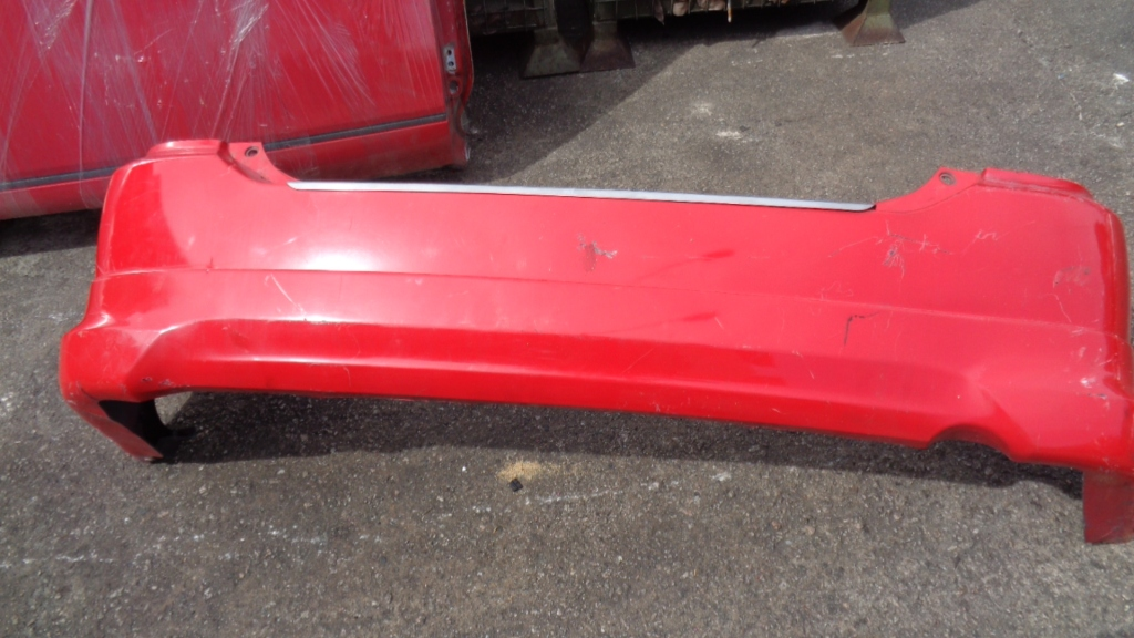 Toyota Wish Rear Bumper